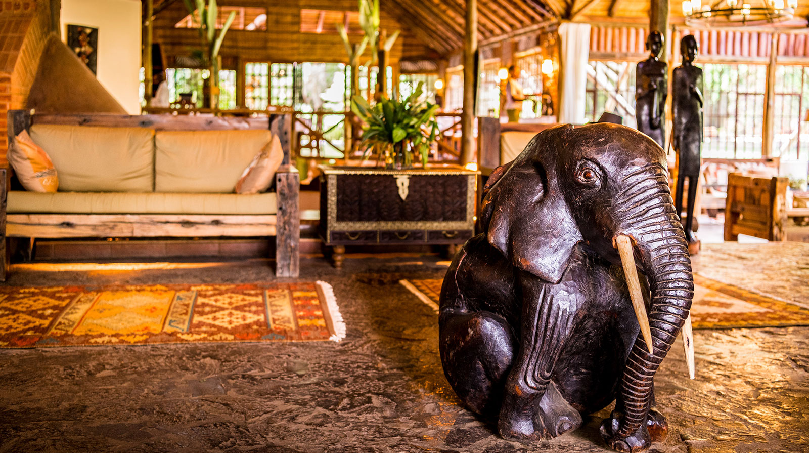 Arumeru Lodge - Warm hospitality