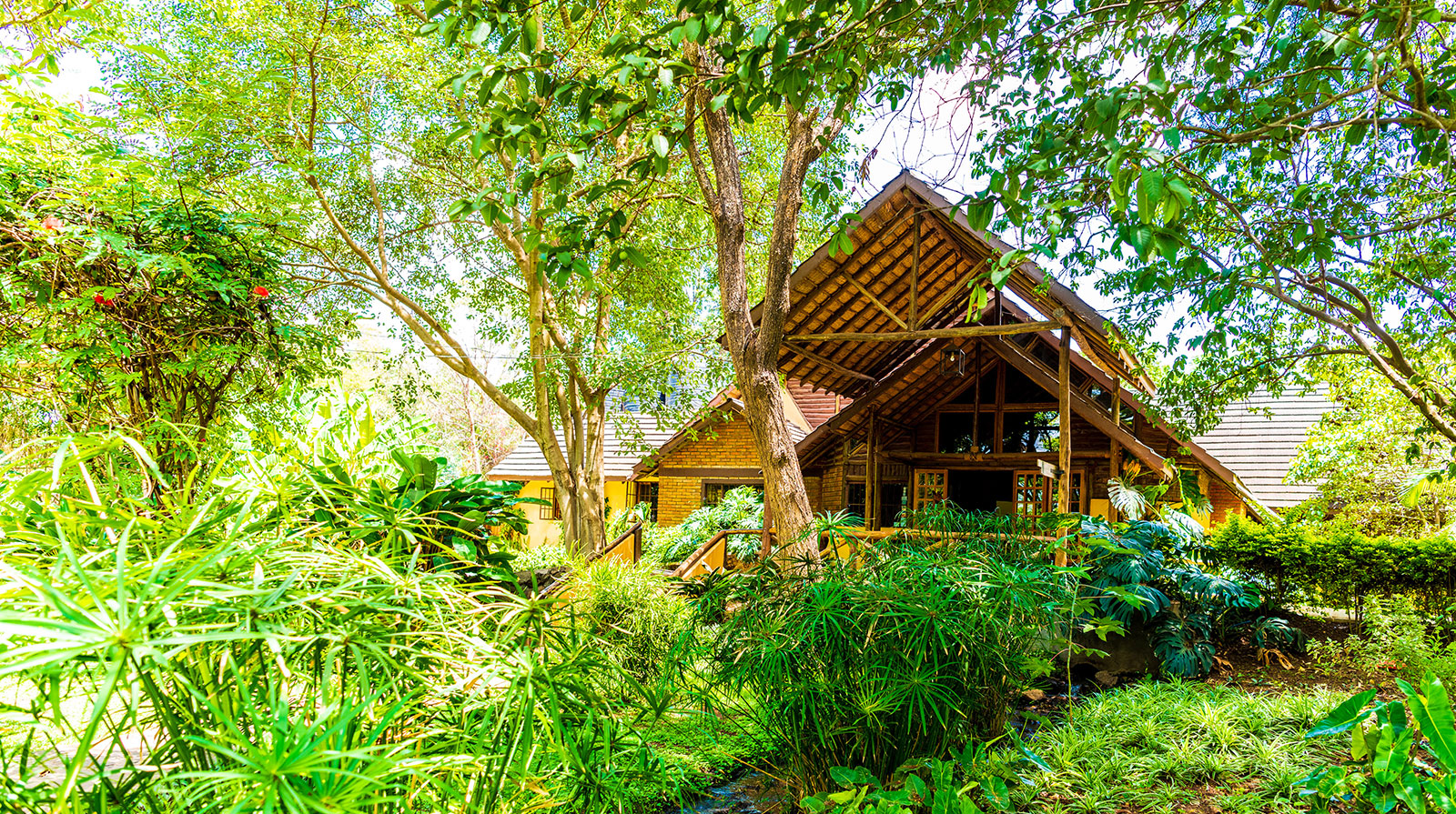 Arumeru Lodge - Elegant atmosphere